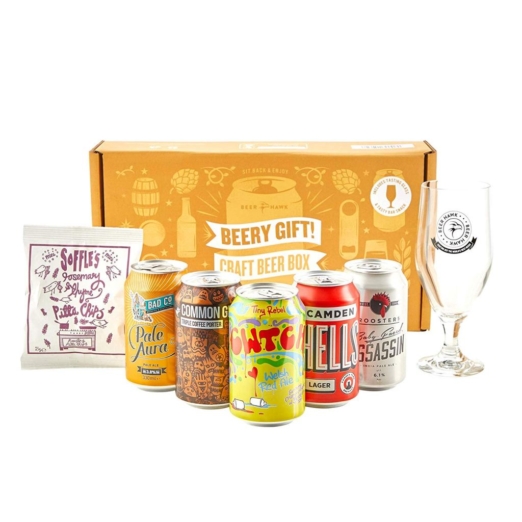 Beer Hawk gift hamper