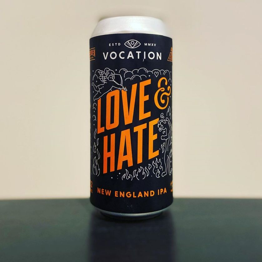 Vocation Love and Hate New England IPA